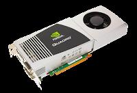 Quadro FX 5800 GPU