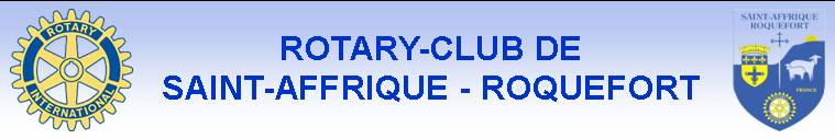 Rotary-Club de Saint-Affrique-Roquefort
