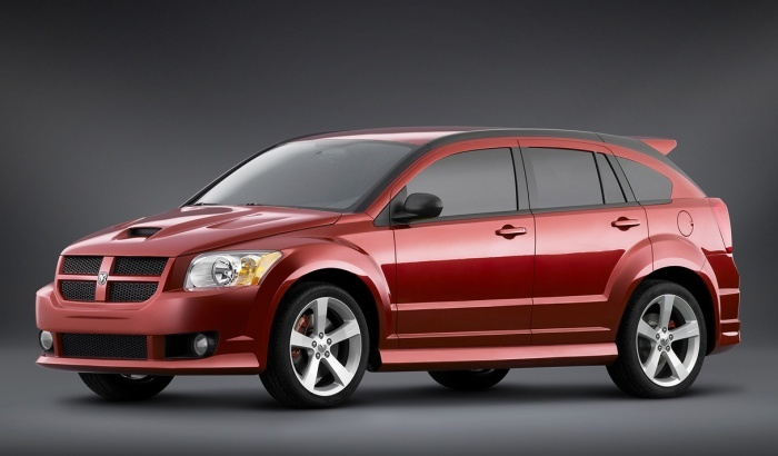 Best Car-Electric 2011: The Dodge Caliber receives some mild interior