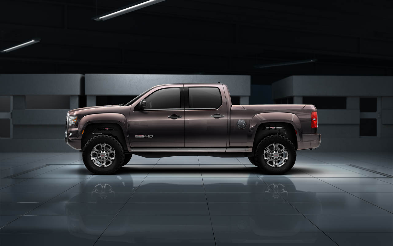 2014 GMC Sierra All Terrain Black