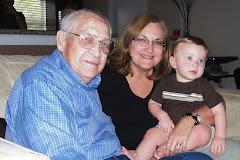 Papa, Grammy & Kaleb
