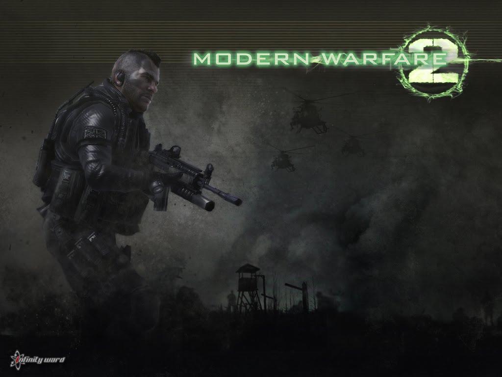 cool wallpapers call of duty modern warfare 2
