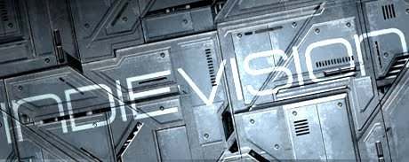 indievision Metallic Logo