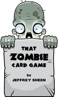 That Zombie Card Game Logo