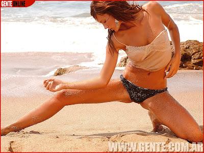 Fotos de Modelos y Vedettes Argentinas