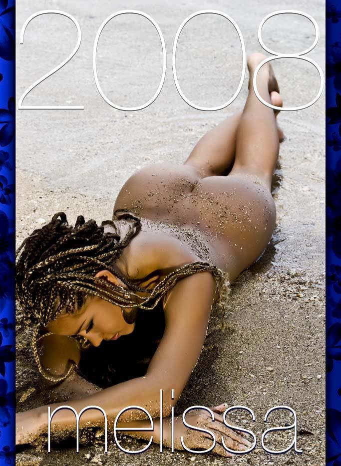 Melissa Mora, Calendario 2008