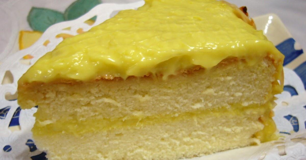 Simple Durian Cake Recipe