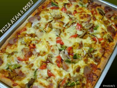 Resepi Pizza Hut