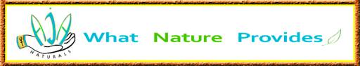AJA Naturals...What Nature Provides