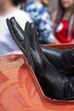 gli stivali nell'armadio della memoria