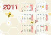 Calendari 2011 annuali