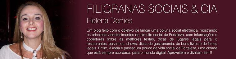 FILIGRANAS SOCIAIS & CIA - Helena Demes