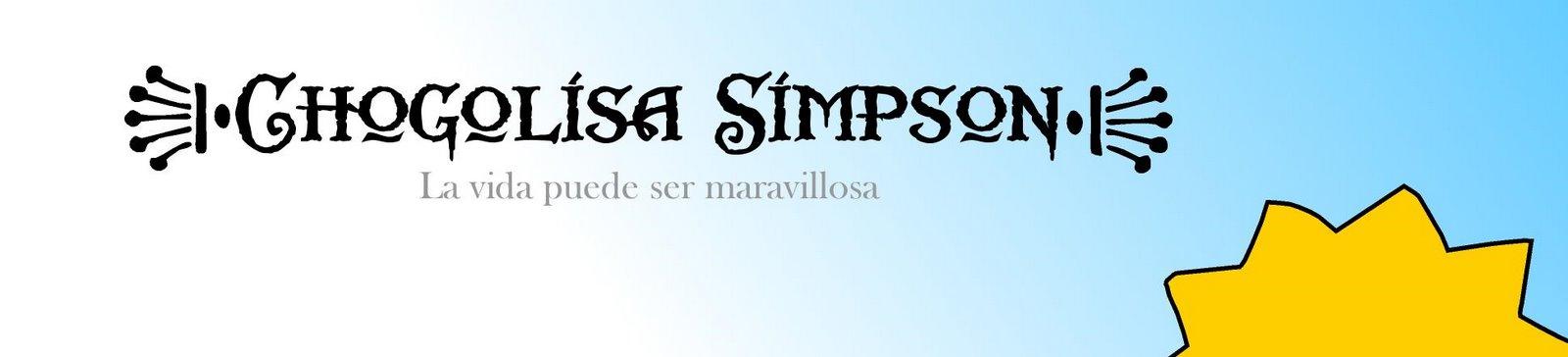 Chogolisa Simpson
