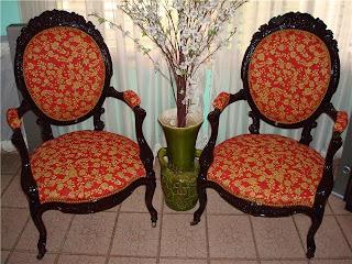 Entrar tapizados gyg juego de sillones antiguos - Sillones antiguos tapizados ...
