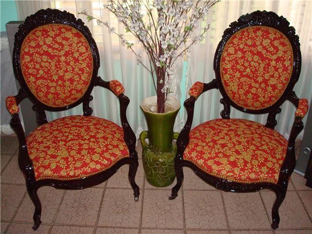 Entrar tapizados gyg juego de sillones antiguos - Sillones antiguos restaurados ...