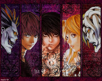 Death Note New Image