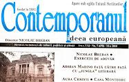Blog Ideea Europeană. Revista Contemporanul