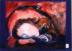 Aurelia Călinescu, Înger dormind