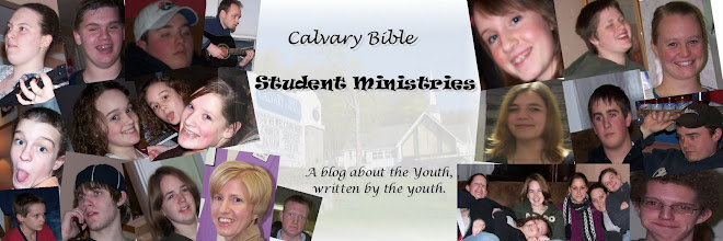 Calvary Bible Student Ministries