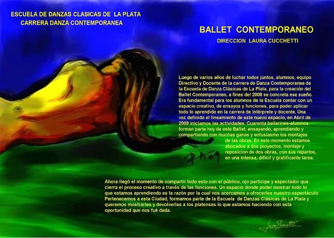 Ballet Contemporáneo La Plata