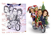 Process of a Gift Caricature. Just finished This gift caricature. (process)