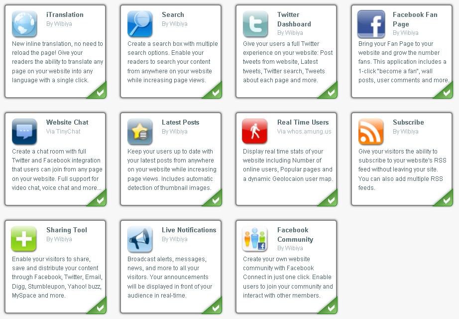 Facebook-Like Toolbar For Blogger | I Look 12