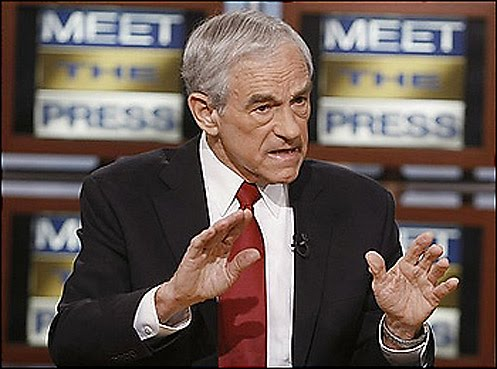 ron paul on meet the press today