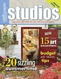 "Cloth, Paper, Scissos ""STUDIOS"" Magazine Summer 2009"