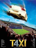 Parodie de 'Taxi 4'