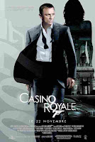 Parodie de 'Casino Royale'