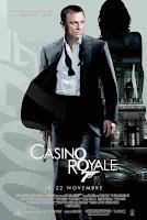 Parodie de 'Casino Royale'