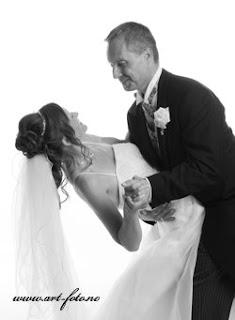 DSC 0323 - Flott brudepar i Juni