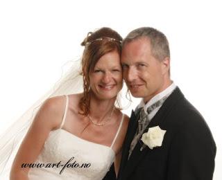 DSC 0350 - Flott brudepar i Juni