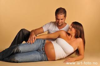 DSC 4295blogg - Flott gravid par!
