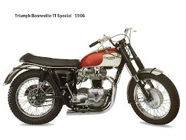 Triumph Bonneville TT Special 1966