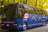 Take the ParkBus to Algonquin Park!
