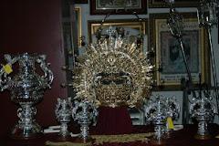 El sevillano Antonio Santos, toda una institución para la hermandad