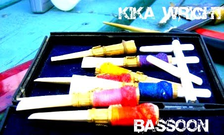 <center>Kika Wright::Bassoon</center>