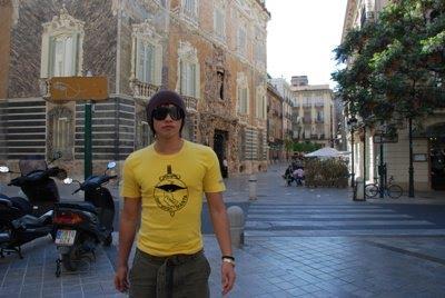 RAIN EN VALENCIA ((ESPAÑA))-My city,EN 2007