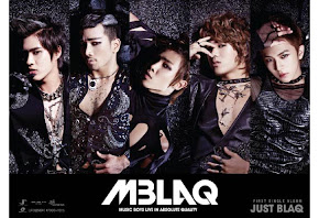 MBLAQ(grupo de 5 chicos,hecho por Rain Bi)
