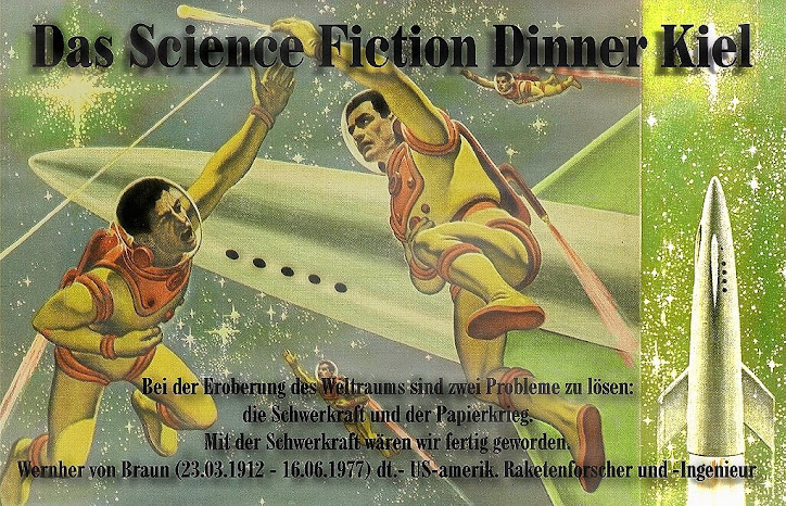 Das Science-Fiction-Dinner Kiel
