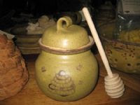 Primitive Honey Pot