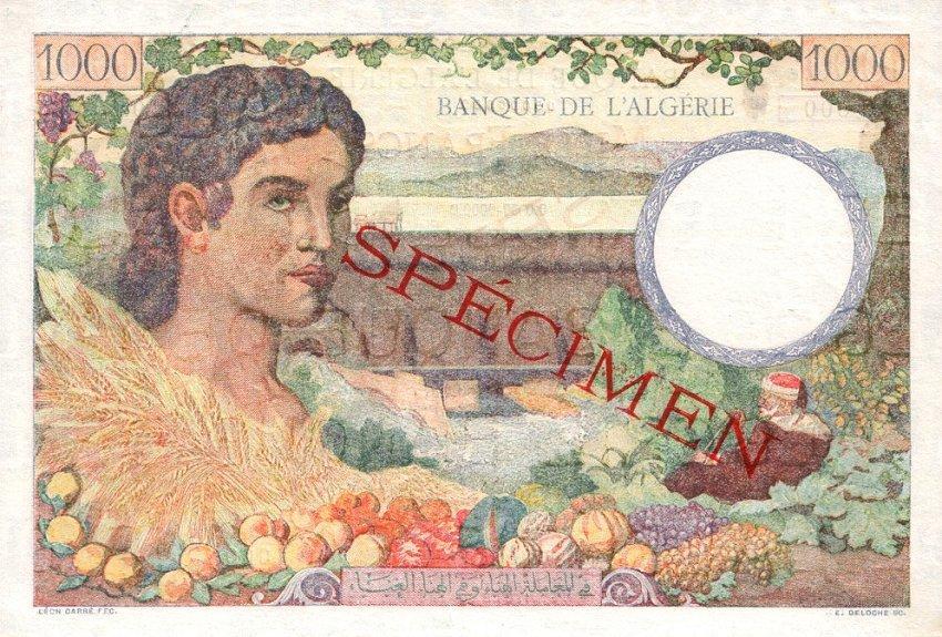 عملة الجزائر من الاستعمار الى يومنا هدا 904674989