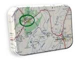خريطة بلدية أفلو اضغط على الصورة aflou