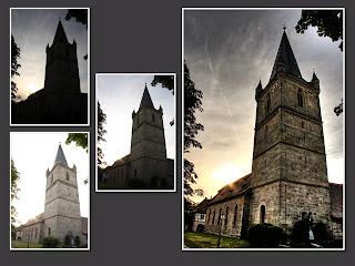 hdr suli frank hannberg templom torony erőd vártemplom templomerőd naplemente