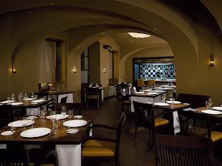 beltér la degustation bohéme bourgeoise étterem prága csehország