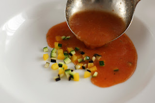 ratatouille leves francia lecsó leves kaliforniai paprika cukkíni padlizsán paradicsom fokhagyma kakukkfű rozmaring