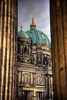 berlin berlini dóm oszlop