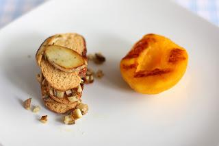 vargánya gomba mille-feuille lasagne grillezett őszibarack bajor kifli lúgos tészta