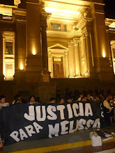 A un ao de la sentencia condenatoria a Fujimori: Justicia para Melissa!
